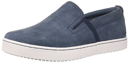 MOZO Men's Floyd Food Service Shoe, Blue