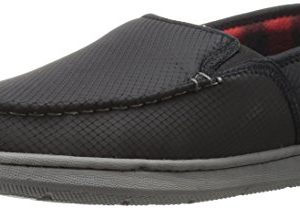 dockers Men's Nathaniel Ultra-Light A-line Premium Slippers Moccasin
