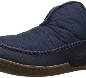 Sorel Men's Manawan Slipper, Collegiate Navy
