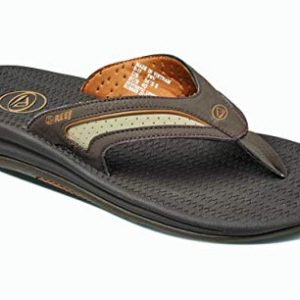 Reef Men's Sandals | Flex, Dark Brown/Tan
