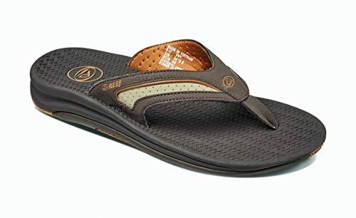 Reef Men's Sandals | Flex, Dark Brown/Tan