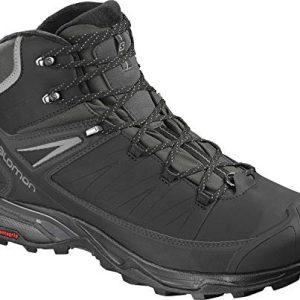 SALOMON X Ultra Mid Winter CS WP Boots Black/Phantom/Quiet