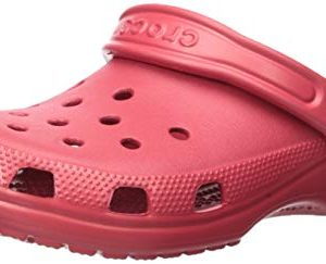 Crocs Unisex-Kid's Classic Clog, Pepper