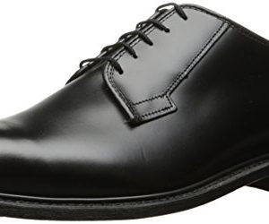 Bates Men's Navy Premier Oxford Uniform Dress Shoe