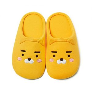 KAKAO FRIENDS Official- Little Friends Comfort Slip On House Slippers for Kids