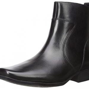 Rockport Men's Toloni Ankle Bootie, Black