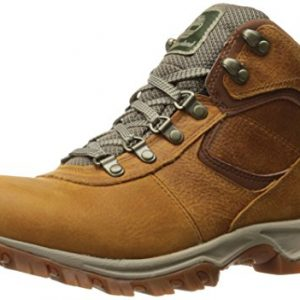 Timberland Men's Mt. Maddsen Mid Leather Wp Ankle Boot
