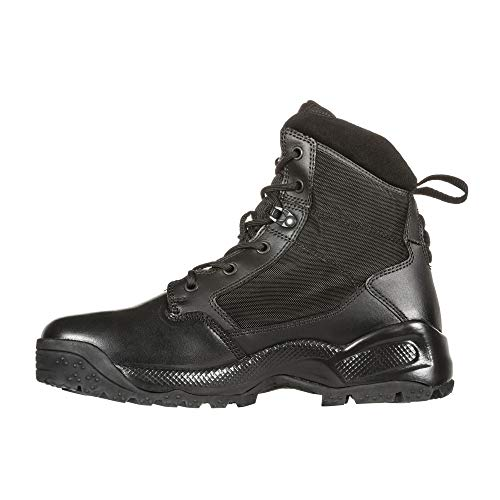"5.11 Men's ATAC 2.0 6"" Tactical Military Boot Style 5.11 Men's ATAC 2.0 6"" Tactical Military Boot Style 12401, 8.5 M US Black."