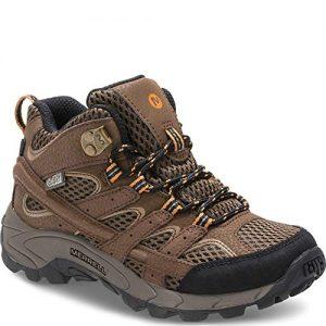 Merrell Boys' Moab 2 MID AC WTRPF Hiking Boot