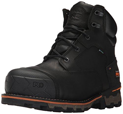 """Timberland PRO Men's Boondock 6"""" Composite Toe Waterproof"""
