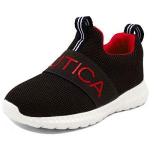 Nautica Kids Boys Fashion Sneaker Athletic Running Shoe-Mattoon