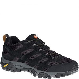 Merrell Men's Moab 2 Vent Hiking Shoe, Black Night