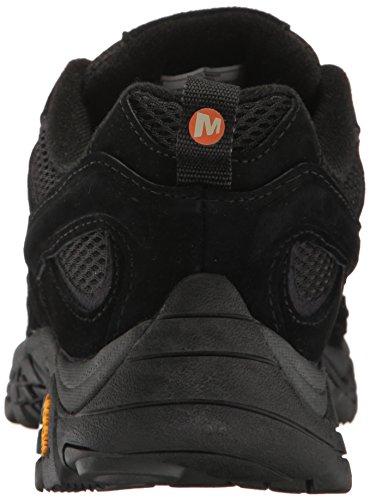 Merrell Men's Moab 2 Vent Hiking Shoe, Black Night Merrell Men's Moab 2 Vent Hiking Shoe, Black Night, 9.5 M US.