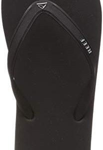 Reef Boy's Kids Switchfoot Sandals, Black
