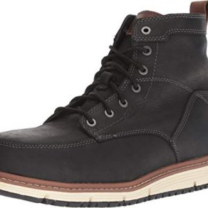 "KEEN Utility Men's SAN Jose 6"" at Industrial Boot, Black/Carmel café"