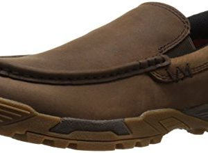 5.11 Men's Pursuit Slip On, Dark Brown
