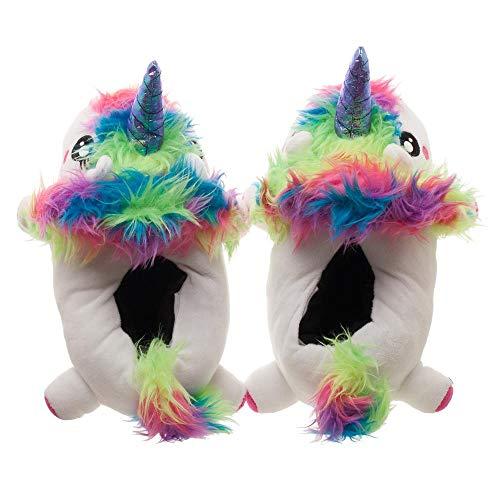 Unicorn LED Slippers Unicorn Accessories Unicorn Slippers