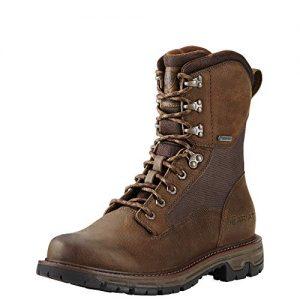 "Ariat Men's Conquest Round Toe 8"" GTX Hunting Boot"