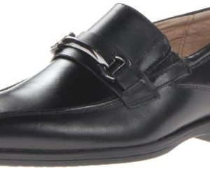 Florsheim Kids Boys' Reveal JR Bit Ornament-K, Black