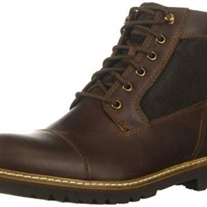 Rockport Men's Marshall Rugged Cap Toe Boot
