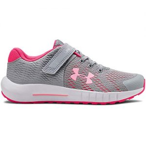 UNDER ARMOUR unisex-child Pre School Pursuit BP Alternate Closure Sneaker