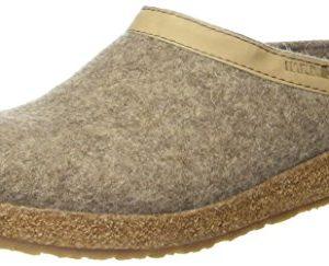 Haflinger Slippers, Filztoffel Grizzly Torben