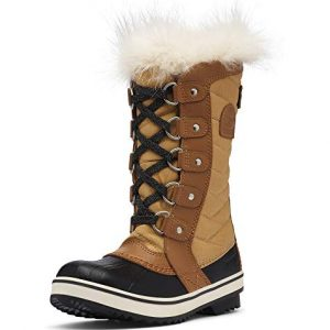 Sorel - Youth Tofino II Winter Snow Boots with Faux Fur Cuff for Kids