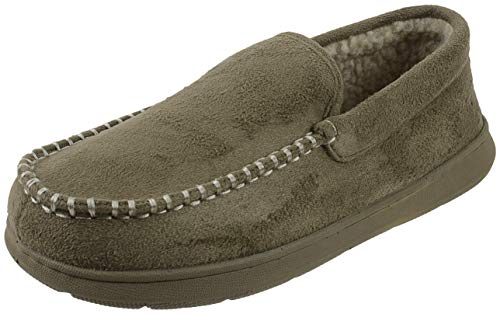 dockers Men's Douglas Ultra-Light Moccasin Premium Slippers