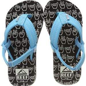 Reef Boys AHI Sandal, Shaka Glow