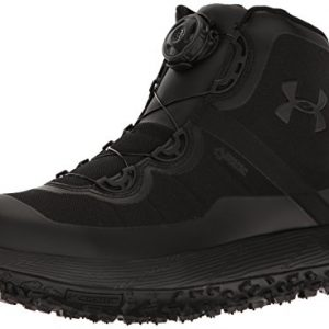 Under Armour Men's Fat Tire GORE-TEX Sneaker, Black
