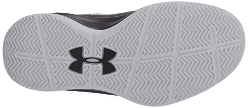 Under Armour Kids' Pre School Jet 2019 Basketball Shoe Under Armour Kids' Pre School Jet 2019 Basketball Shoe, Black (001)/Black, 6 M US Big Kid.