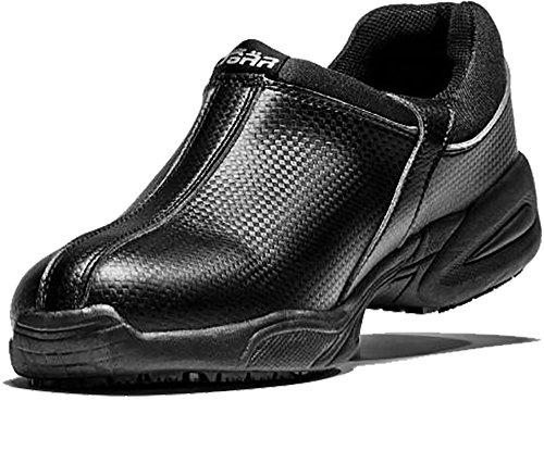 VIPER Slip Resistant Shoes No Lace Athletic Style Food Service Shoe