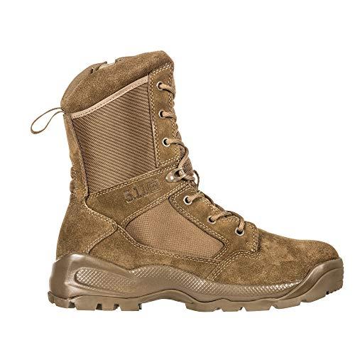 "5.11 Men's ATAC 2.0 8"" Tactical Side Zip Military Boot"