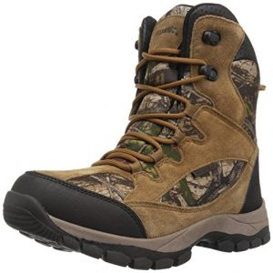 Northside Boys' Renegade 400 Hiking Boot, Tan Camo