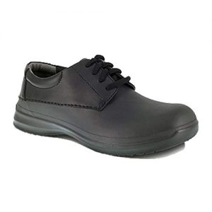 Grabbers Men's LiteRush Slip Resistant Lightweight Lace Up