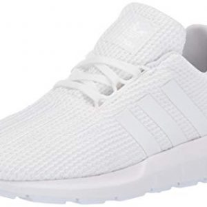 adidas Originals Unisex Swift Running Shoe, White