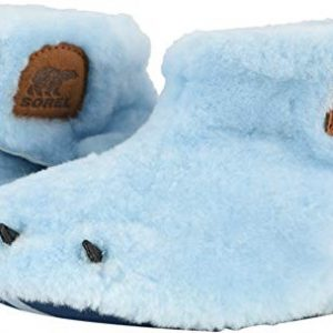 Sorel Kids Baby Boy's Bear Paw Slipper (Toddler/Little Kid) Oxygen/Carbon