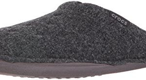 Crocs Classic Slipper Mule, Black