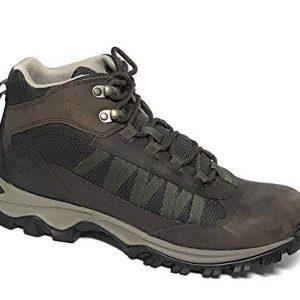 Timberland Mens Mt. Maddsen Lite Mid Outdoor Boots, Dark Brown
