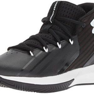 Under Armour Boys' Grade School Launch Basketball Shoe
