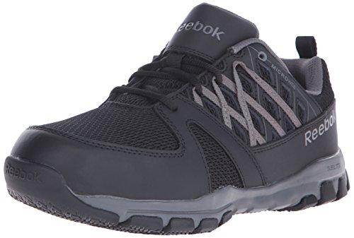 Reebok Work Men's Sublite Work Shoe, Black