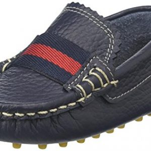 Elephantito Boys' Club Loafer, Navy
