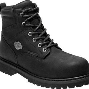 Harley-Davidson Men's Gavern 5.5-In Waterproof Motorcycle Boots
