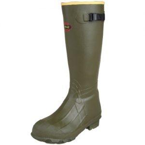 "LaCrosse Men's 18"" Burly Classic Hunting Boot,OD Green"