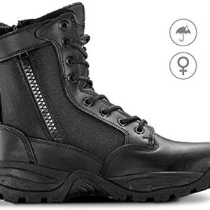 "Maelstrom TAC Force 8"" Women's Military Tactical Work Waterproof Boots"