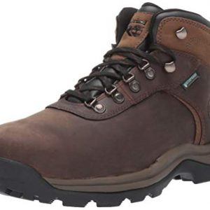 Timberland PRO Men's Flume Mid Steel Toe Waterproof Industrial Boot