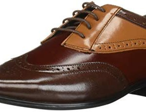 STACY ADAMS Unisex Tinsley Wingtip Lace-Up Oxford