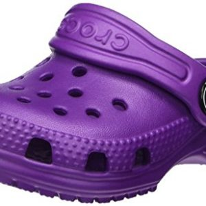 Crocs Kids' Classic Clog, Amethyst