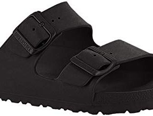 Birkenstock Unisex Arizona Essentials EVA Black Sandals