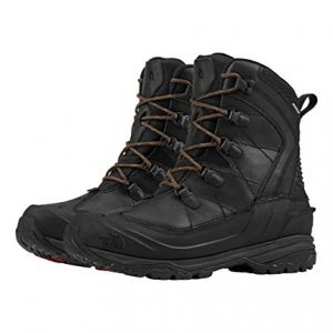The North Face Men's Chilkat EVO, TNF Black/Rudy Red